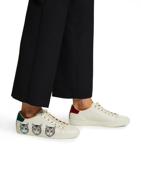 GUCCINew Ace sneakers