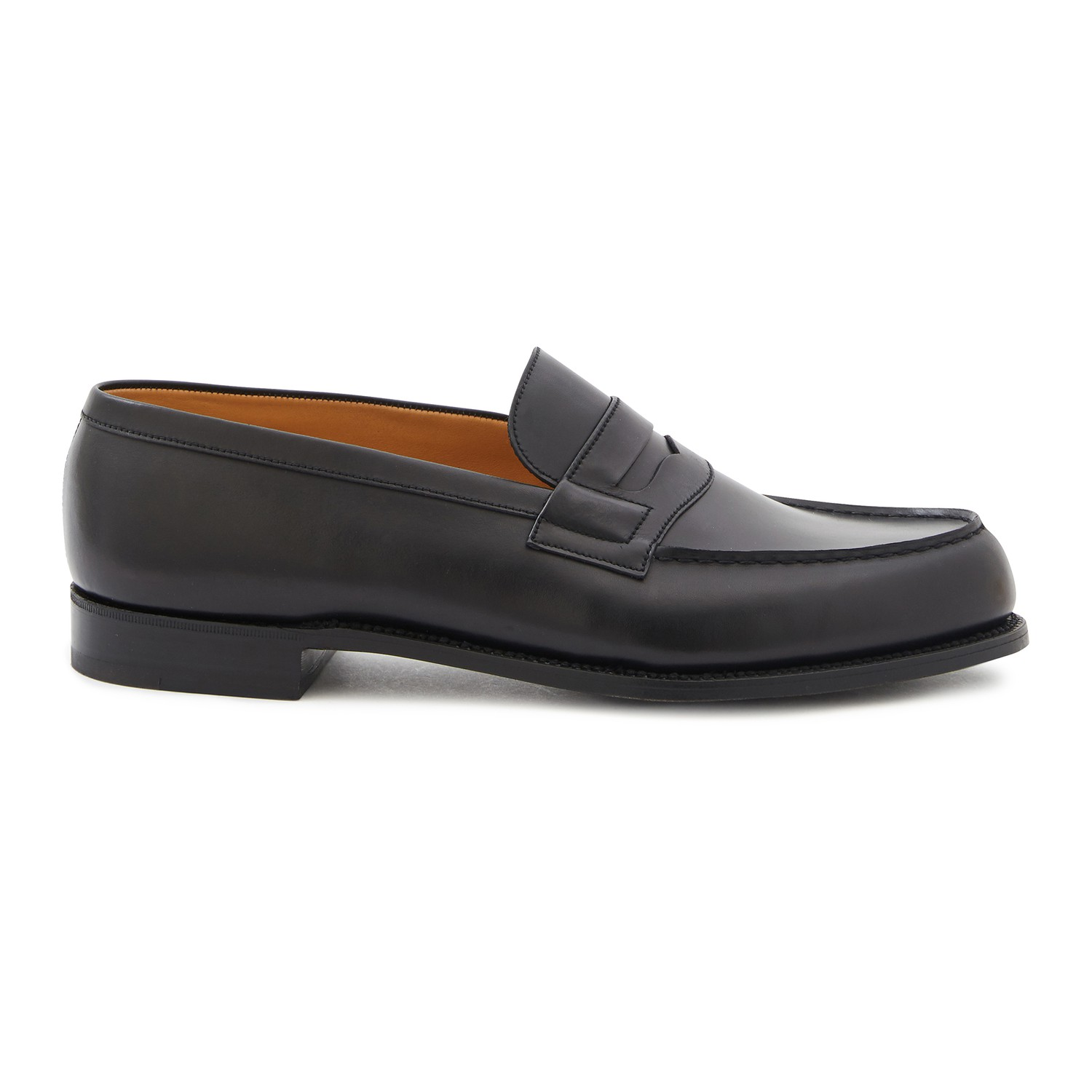 Jm Weston 180 Loafers In Black