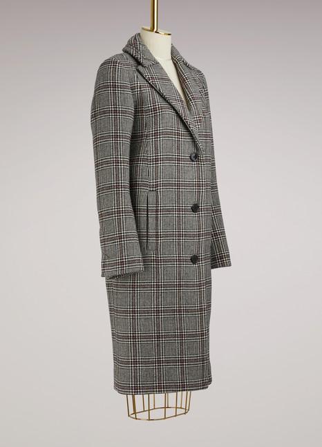 CarvenManteau en tweed
