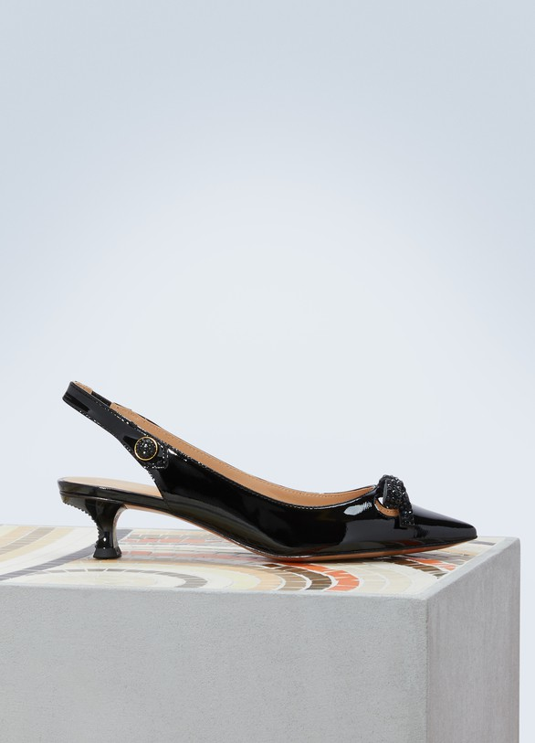 Marc Jacobs Escarpins Abbey Slingback