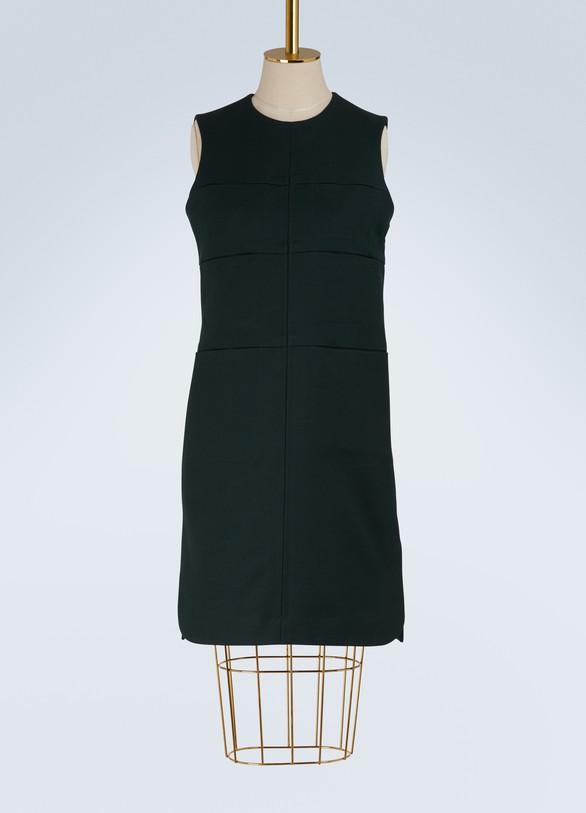 CarvenShort cotton dress