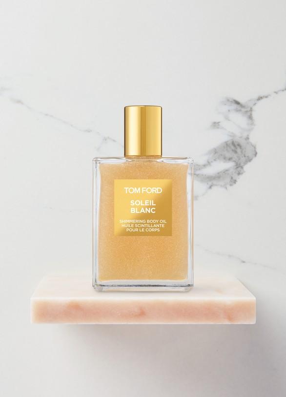 women's soleil blanc shimmering body oil 100 ml   tom ford   24 sèvres