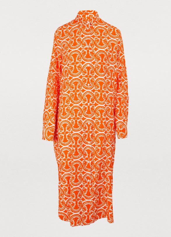 Jil SanderButton-down shirt dress