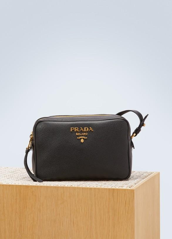 PradaCaméra bag with double strap