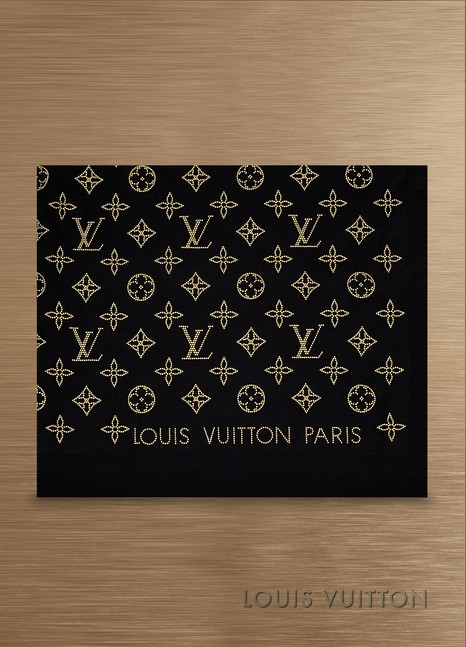 Louis VuittonChâle More Monogram