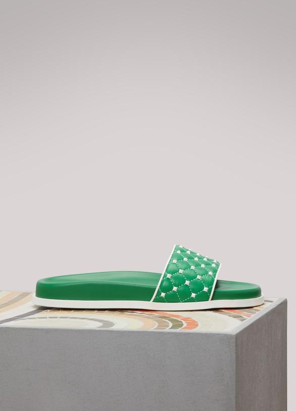 ValentinoFree Rockstud sandals