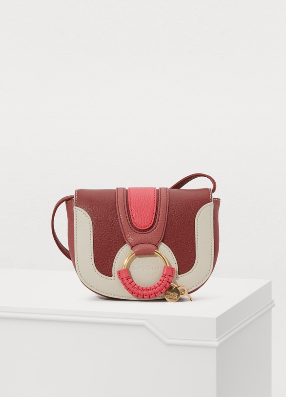 f1d4f610dbe See by Chloé Mini sac Hana