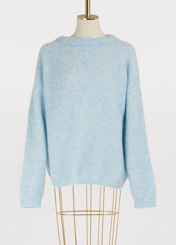e184b890699be Acne Studios Dramatic wool and mohair sweater