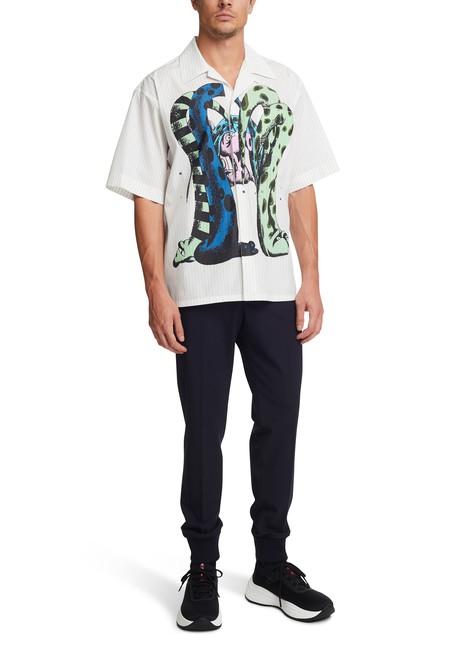 MARNIBowling cotton shirt