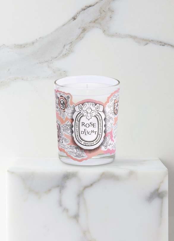 Diptyque Rose Delight candle 190 g