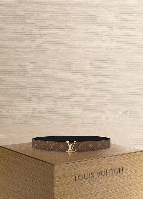 LOUIS VUITTONLV Iconic Monogram 35mm