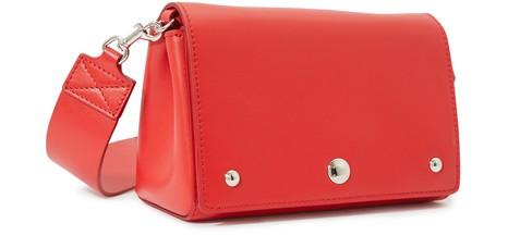 BURBERRYHackberry leather handbag
