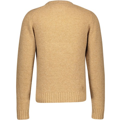 CELINERound-neck jumper in Shetland wool