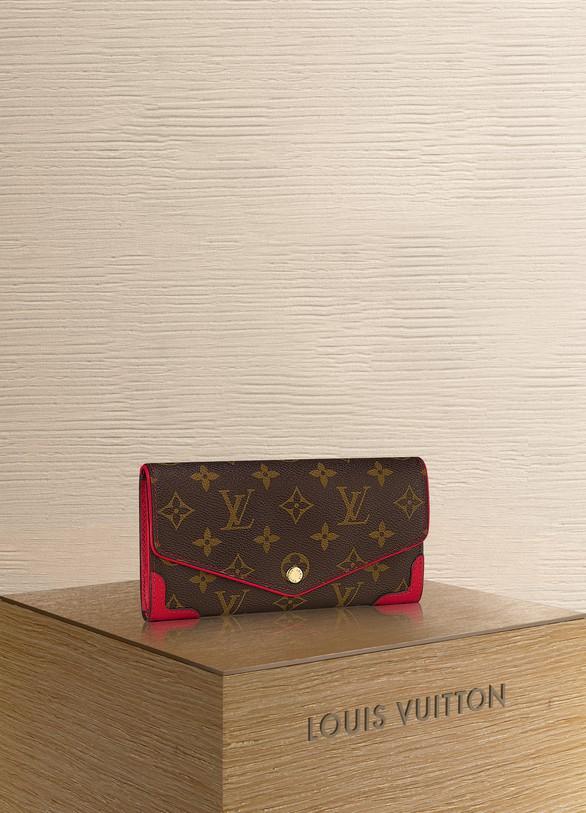 Louis VuittonPortefeuille Sarah Retiro