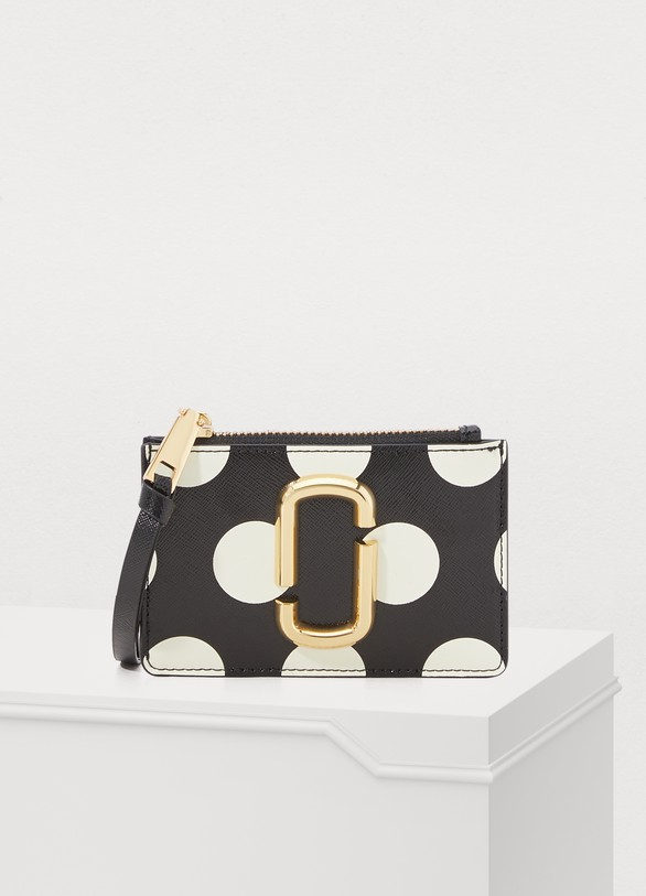 Marc JacobsCalf leather wallet