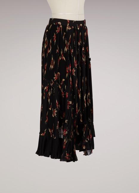 Isabel MarantAsymetric Wilny skirt