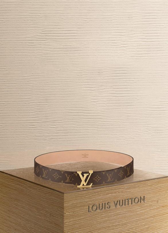Louis VuittonCeinture LV Initiales Monogram