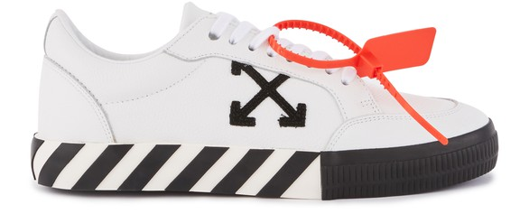OFF-WHITE Low Vulcanised trainers