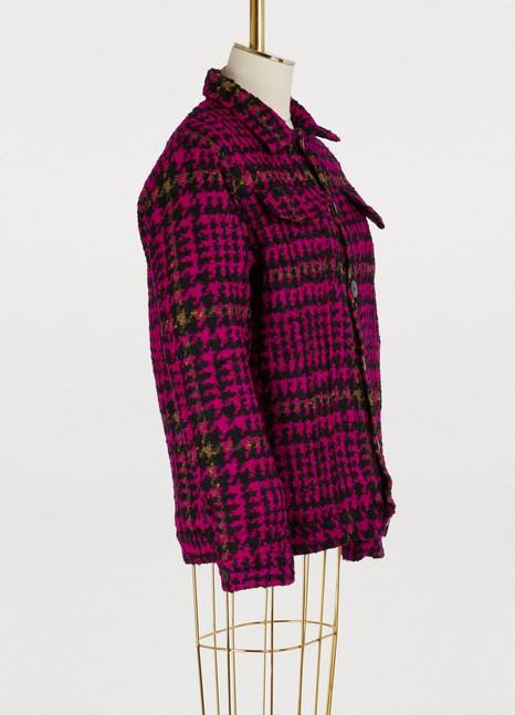 JOUR NEHoundstooth jacket