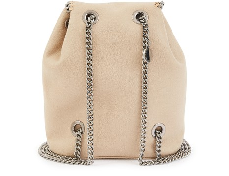 STELLA MC CARTNEY Mini Falabella backpack