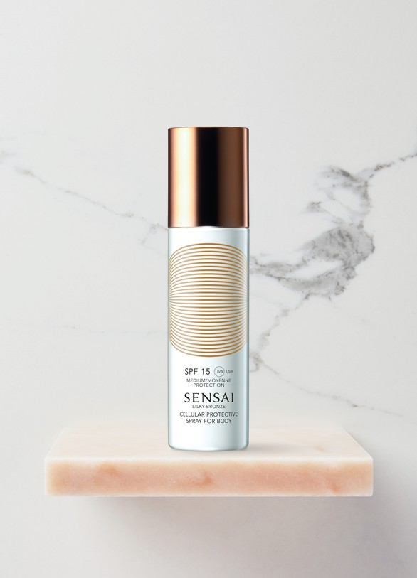 SENSAI Cellular Protective Spray for Body SPF 15