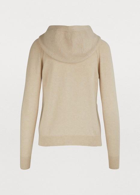 Loro PianaBomber Merano hoodie jacket