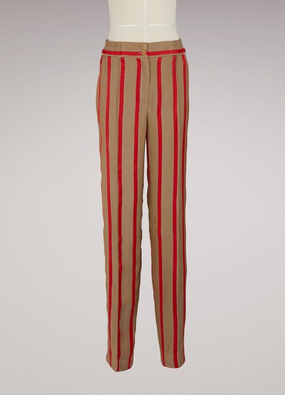 EtroStriped pants