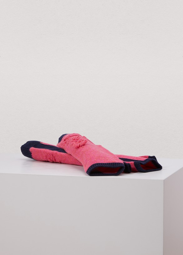 BarrieCashmere gloves