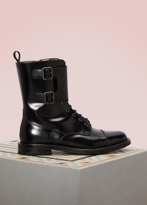 Church's Bottines en cuir Stefy