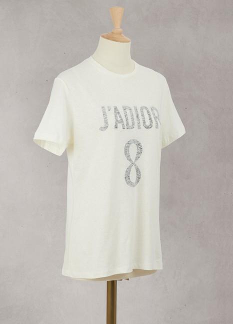 DiorJ'Adior 8 cotton T-shirt