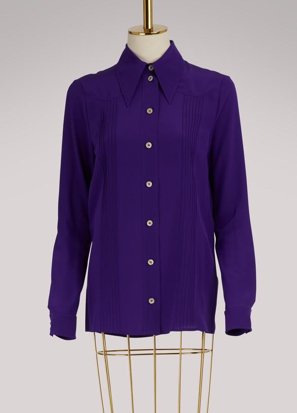 GucciSilk shirt