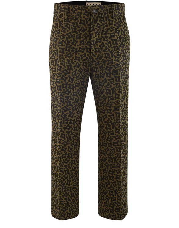 MARNICropped trousers