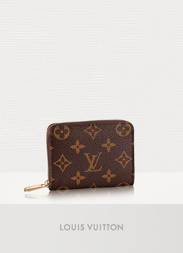 Louis VuittonPorte-Monnaie Zippy