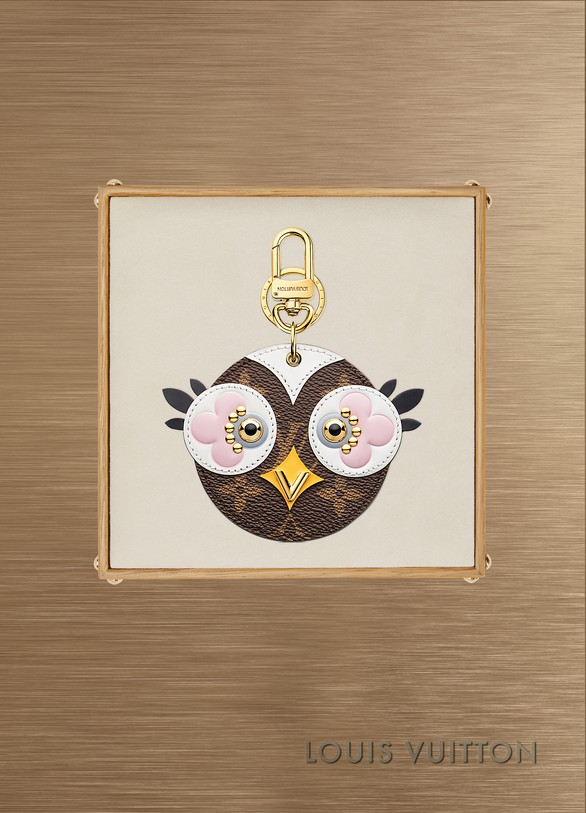 Louis Vuitton Bijou de sac et porte-clés Lovely Birds