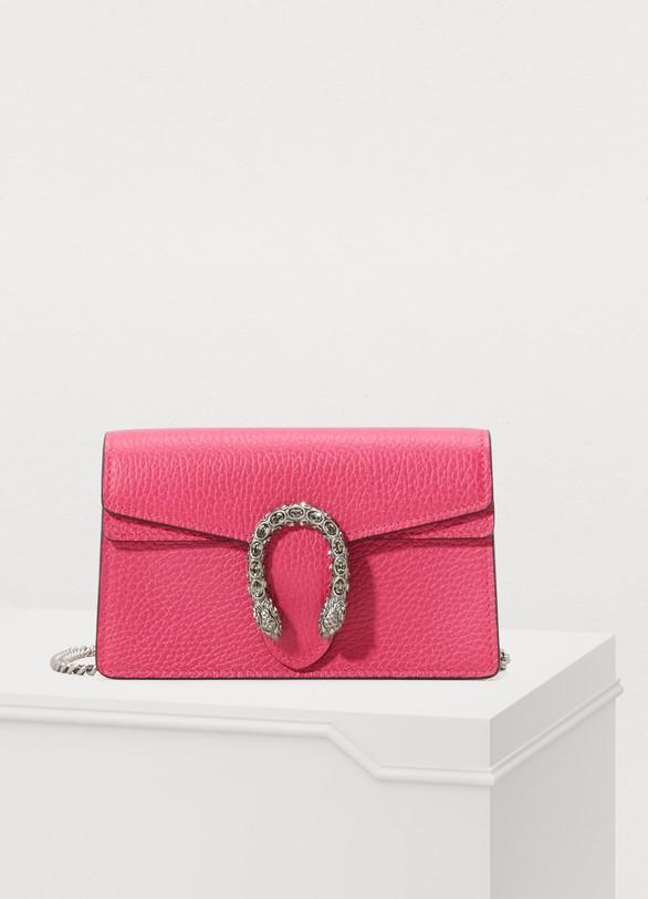 2de9592ba05 Women s Dionysus velvet super mini bag with crystals