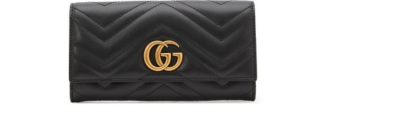 Gg Marmont Continental Wallet by Gucci