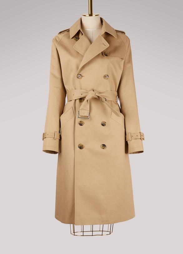 women s greta trench coat a p c 24 sèvres