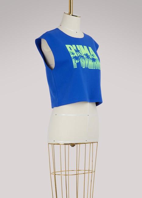 Fenty Puma by RihannaTop raccourci sans manche