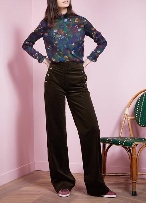 Vanessa BrunoCotton Hadrian Pants