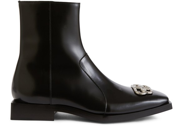Bb Ankle Boots by Balenciaga