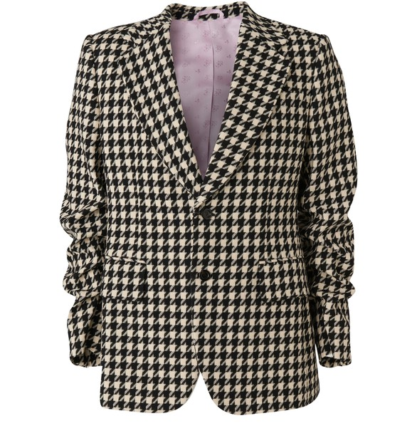 GUCCIHoundstooth jacket