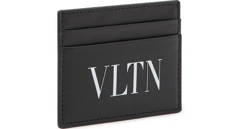VALENTINOValentino Garavani VLTN card holder