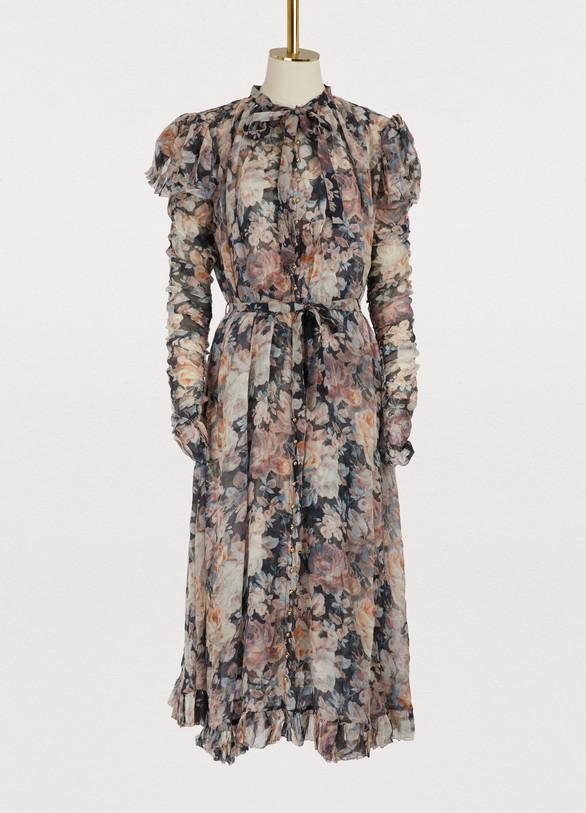 ZimmermannTempest silk long dress