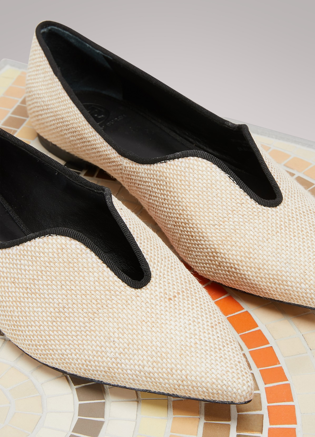 ... TORY BURCH Lucia loafers