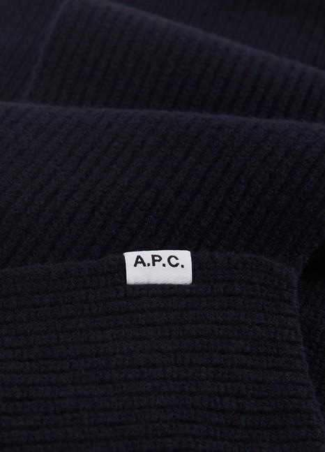 A.P.C.Echarpe en laine