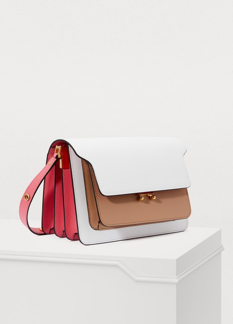 MARNI Trunk medium bag
