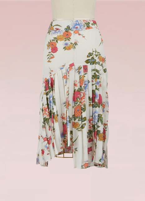 Isabel MarantSilk Inaya Skirt