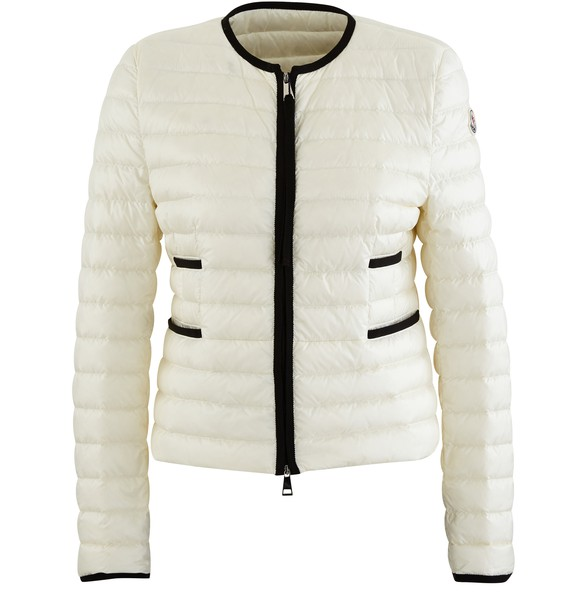 MONCLERShort jacket with neat details