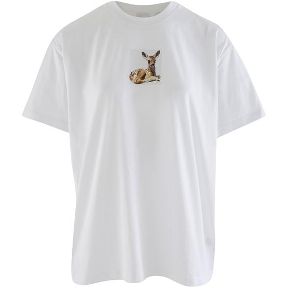 BURBERRYDevon printed t-shirt