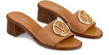 Louis VuittonLock It Mules